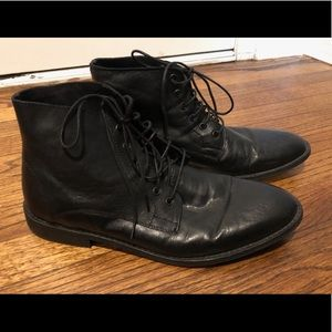 Urban Outfitters men's lace up boots